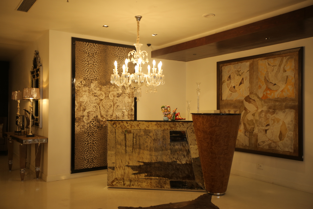 Carved a niche in the design & manufacturer of high end and intricate furniture